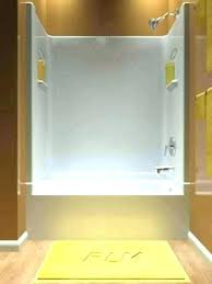 one piece bathroom shower astonishing bath shower units throughout one piece tub combo bathroom stand up one piece bathroom shower