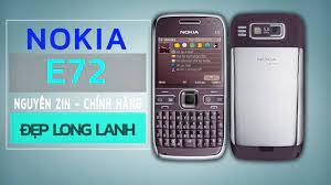 Nokia E72 bàn phím qwerty | Thế Giới điện thoại cổ độc lạ PinKuLan - YouTube