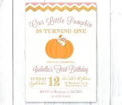 Pumpkin Invitations Template Pumpkin Invitation Template Unique Fall Baby Shower Invitations Or