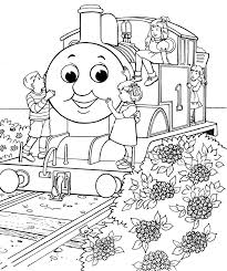 Small Picture Thomas the Tank Engine Coloring Pages 19 Coloring Kids