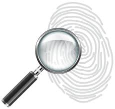 Image result for fingerprint clipart images