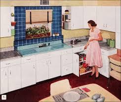 1950s kitchen american standard sink 1950s kitchen american