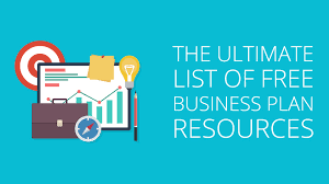 Free Online Business Plan Template The Ultimate List Of Free Business Plan Resources Free Business
