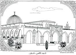 Coloring Pages Coloring Pages Printable Coloring Page Kids Islamic