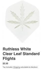 Image result for DARTS RUTHLESS FLIGHTS LEAF