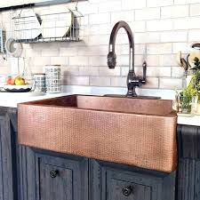bronze farmhouse sink copper kitchen sink faucet antique pull with design hammered bronze farmhouse sink