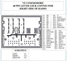 vk vz stereo wiring colours page 7 just commodores Vx Commodore Audio Wiring Diagram Vx Commodore Audio Wiring Diagram #17 vx commodore audio wiring diagram