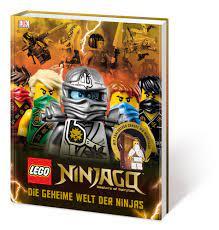 LEGO Ninjago The Secret World of Ninjas Book