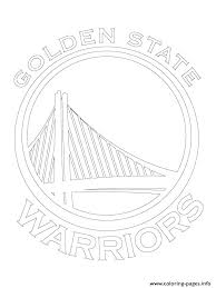 nba logo coloring pages logo coloring pages logos coloring pages golden state warriors logo sport coloring