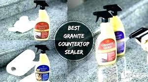 sealer for granite countertops home depot best granite cleaner method home depot templates house living trending sealing granite countertops home depot