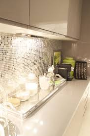 Kitchen Tiled Walls 17 Best Ideas About Cream Gloss Kitchen On Pinterest Cream