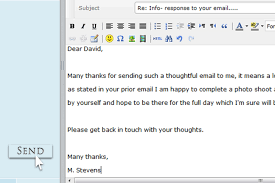 How To Respond To An Email With A Thank You 3 Steps Thank You For