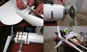 diy wind turbine