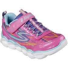 sketchers light up shoes girls. skechers girls\u0027 lumos light-up shoes- hot pink/multi sketchers light up shoes girls