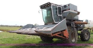 ag equipment auction in lyons, kansas by purple wave auction  at Wiring Diagram For M2 Gleaner Combine