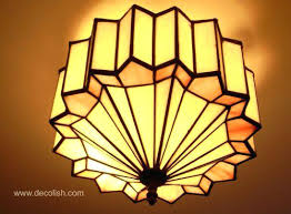 art deco glass lamp shades uk all about lighting best designers and styles art deco