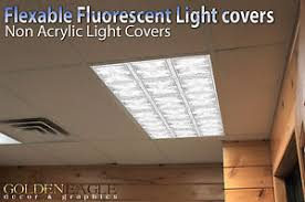 office ceiling light covers. Image Is Loading Fluorescent-Light-Panel-Diffuser-Cover-Film-Home-Classroom- Office Ceiling Light Covers N