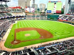 Atlanta Braves Suntrust Park Seating Chart Suntrust Park Seating Chart Views And Reviews Atlanta Braves