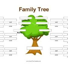 Family Tree Templates Kids 104 Best Family Tree Template Images Family Trees Family Tree