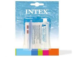 Ремонтный комплект: клей и заплатка INTEX 59632 - 120 руб ...