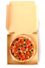 open pizza box with pizza. Fine Open Italian Pepperoni Pizza In An Open Box And Open Pizza Box With