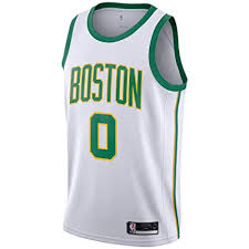 Sign up for the celtics newsletter! Outerstuff Jayson Tatum Boston Celtics 0 Official Youth 8 20 Swingman Jersey Large 14 16 Jayson Tatum Boston Celtics White Yellow City Edition Amazon In Clothing Accessories