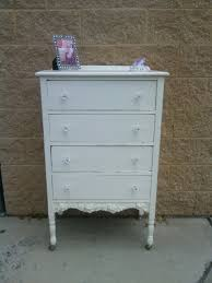 Tall Dresser Bedroom Furniture 24900 Vintage Tall Painted And Distressed Dresser This Dresser
