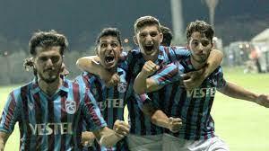U19 Gelişim Ligi'nde şampiyon Trabzonspor