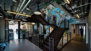 google opens office tel aviv. The Feel Is Fresh And Edgy. Photo By Itay Sikolsky Google Opens Office Tel Aviv