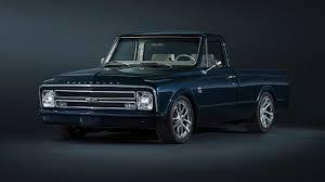 All Chevy chevy 1967 : Chevy's custom 1967 C/10 pickup is a modernized classic | Fox News