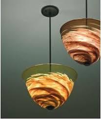 picture of agua viva blown glass pendant light blown glass pendant lighting