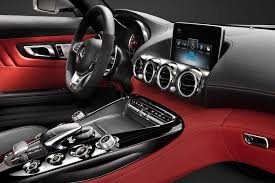 mercedes amg 2015 interior. Simple Amg 2015 MercedesBenz AMG GT Interior Leaked  Autofluence On Mercedes Amg R