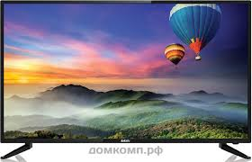 "Телевизор LED <b>BBK 40</b>"" <b>40LEX</b>-<b>5056</b>/<b>FT2C черный</b>/FULL HD ..."