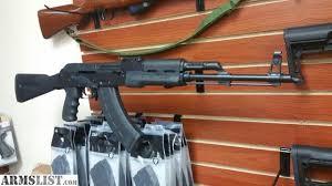 ARMSLIST For Sale DDI AK 47 Fixed Stock w Hogue Furniture
