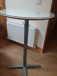 ikea billsta bar table with glass top