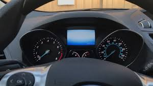 2016 Ford Focus Oil Change Light 2016 Ford Escape Oil Life Reset Procedure Change Oil Soon Light