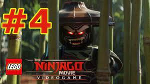 The LEGO Ninjago Movie Video Game - Walkthrough - Part 4: The Uncrossable  Jungle