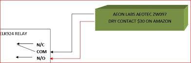 ge interlogix simon 3, xt, xti integration devices & integrations ge simon xt wiring diagram Simon Xt Wiring Diagram #47