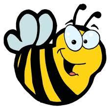 bumblebee, busy as a bee, cartoon, cartoon bee