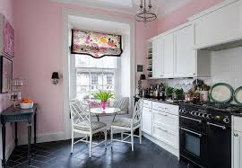 black white and gray kitchen design. pink and black kitchen design white gray