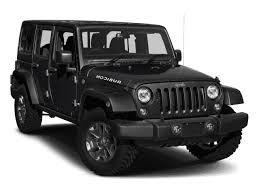 jeep wrangler unlimited black. Brilliant Black New 2018 JEEP Wrangler Unlimited Rubicon Intended Jeep Black