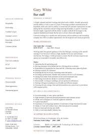 Resume Examples Hospitality Examples Hospitality Resume