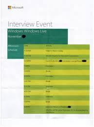 my microsoft internship interviews in redmond daniel ms interview schedule