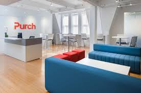 new office design ltpgtmultipurpose spaces can be utilized for everything from multimedia presentations to casual breakout bhdm design office design 1
