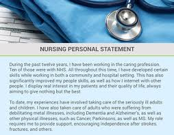 Health Care Assistant Personal Statement Personal Statement Examples On Behance