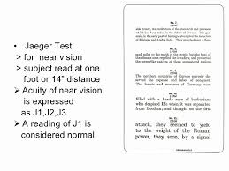 Studious Jaeger Eye Chart Definition Prestige Medical Jaeger