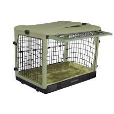 pet gear  in x  in x  in the other door steel crate