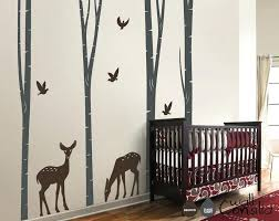 baby nursery wall decals nursery a deer baby room ideas baby nursery wall decals baby girl