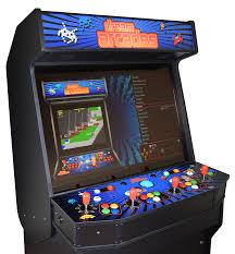 1942 Arcade Cabinet Dream Arcadesr Multi Game Video Arcade Machines