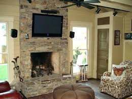 reface stone fireplace refacing fireplace with stone classic style stone fireplace ideas with wall mounted and reface stone fireplace